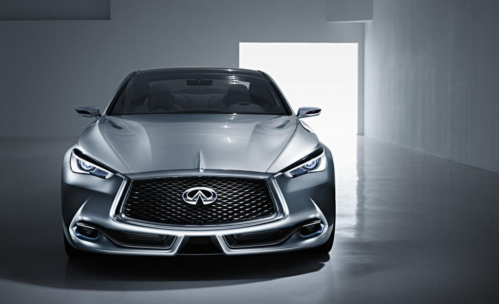 New Infiniti Q60 Coupe Concept Detailed In 26 Fresh Photos Carscoops Best Luxury Cars New Infiniti Concept Cars