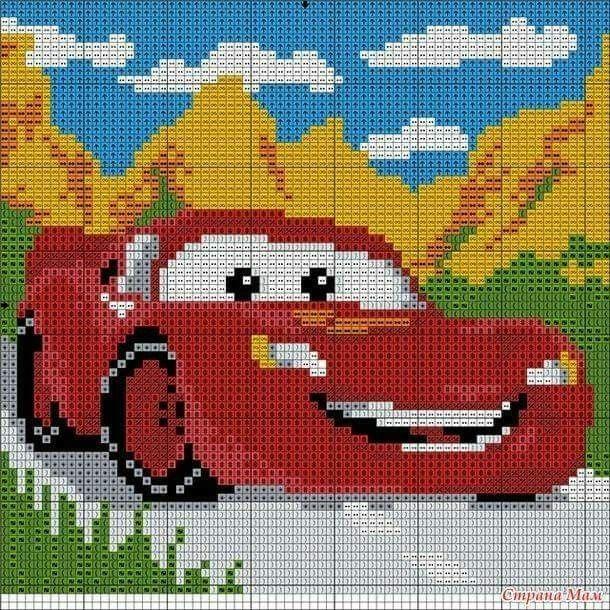 Pin von Elaine Alves Zahara auf Cross Stitch Kids | Pinterest ...