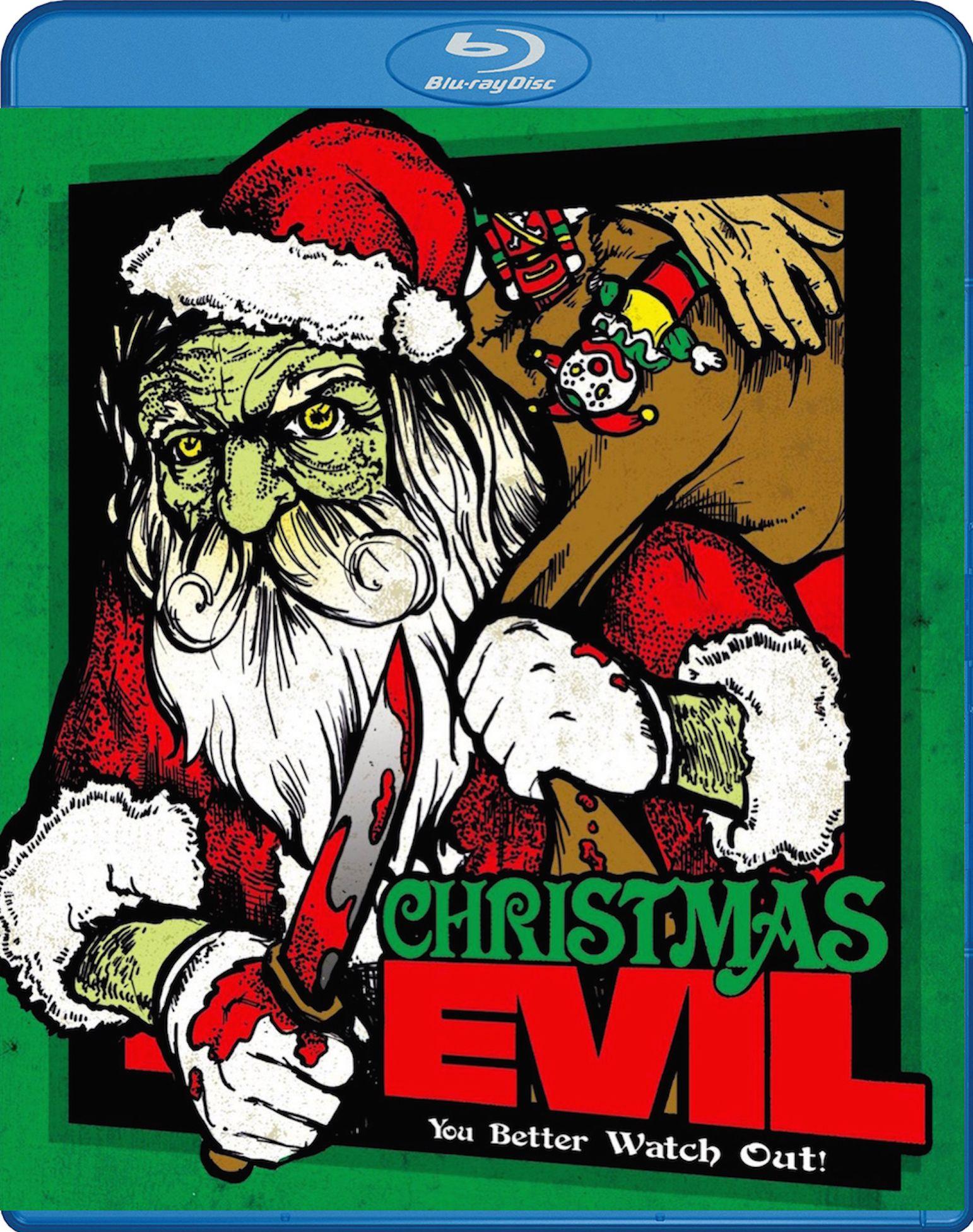Christmas Evil (Blu-ray) | My Bluray Collection | Pinterest ...