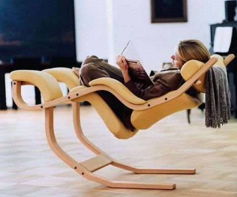 Reclining Zero Gravity Chair Comfy Reading Chair Unique Chairs