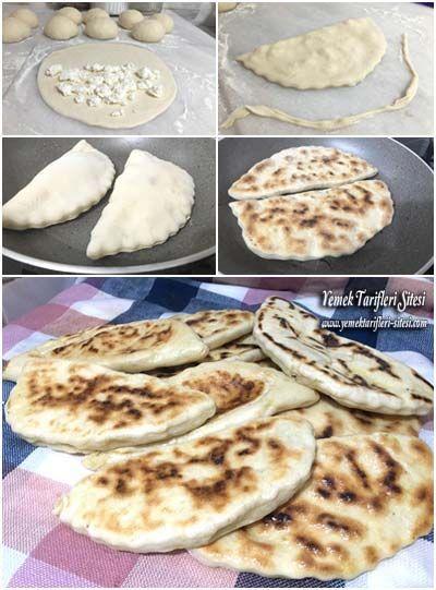 Peynirli Gözleme Tarifi Yiyecek Ve Içecek Yemek Yemek Tarifleri