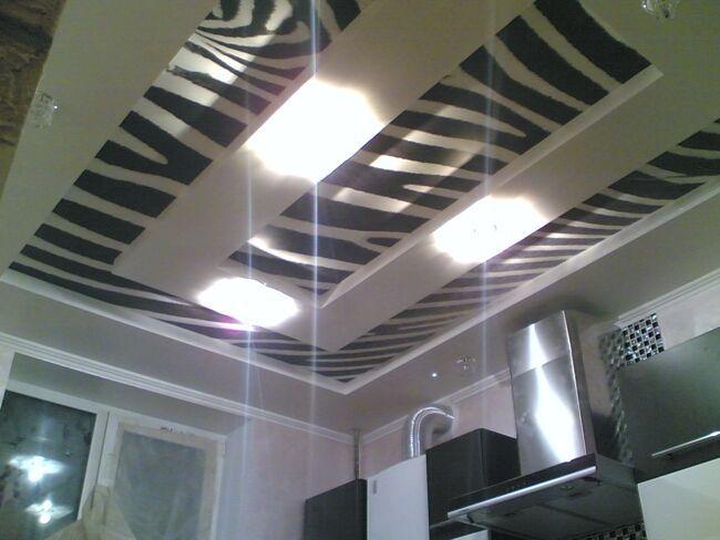 decoracion-techos-tensados.jpg (650×488) | baños | Pinterest | Baños
