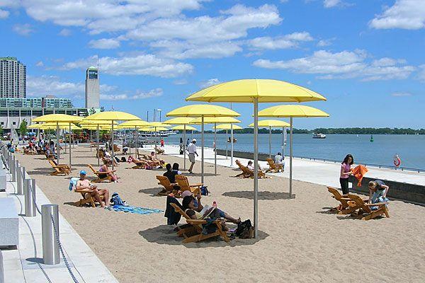 TORONTO ONTARIO CANADA | ... , near Harbourfront Centre, Lake Ontario, Toronto, Ontario, Canada