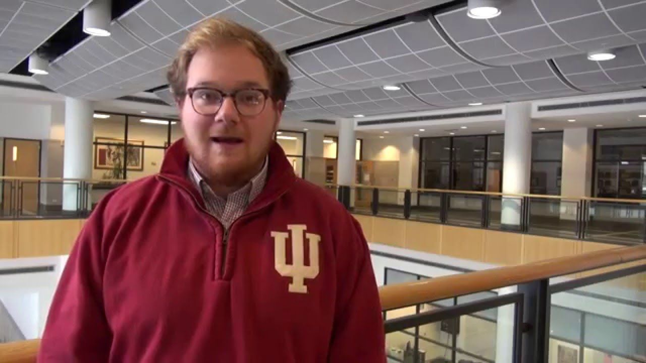 Hear why the Indiana University Marching Hundred is such an exciting group to be a part of from Duncan, one of the Office of Admissions student ambassadors! #AteamTuesday