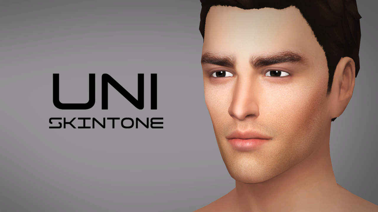 Lana CC Finds - Sims 4. Face Skin Overlay Male & Female by