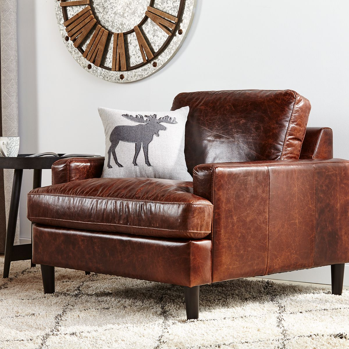 Timeless Style And Canadian Made What S Not To Love About The Savoy Leather Modern Furniture Living Room Quality Living Room Furniture Urban Barn Living Room