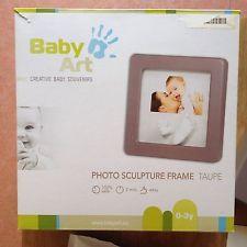 Kit De Moulage Empreinte 3d Bebe Baby Art Cadre Kit Moulage