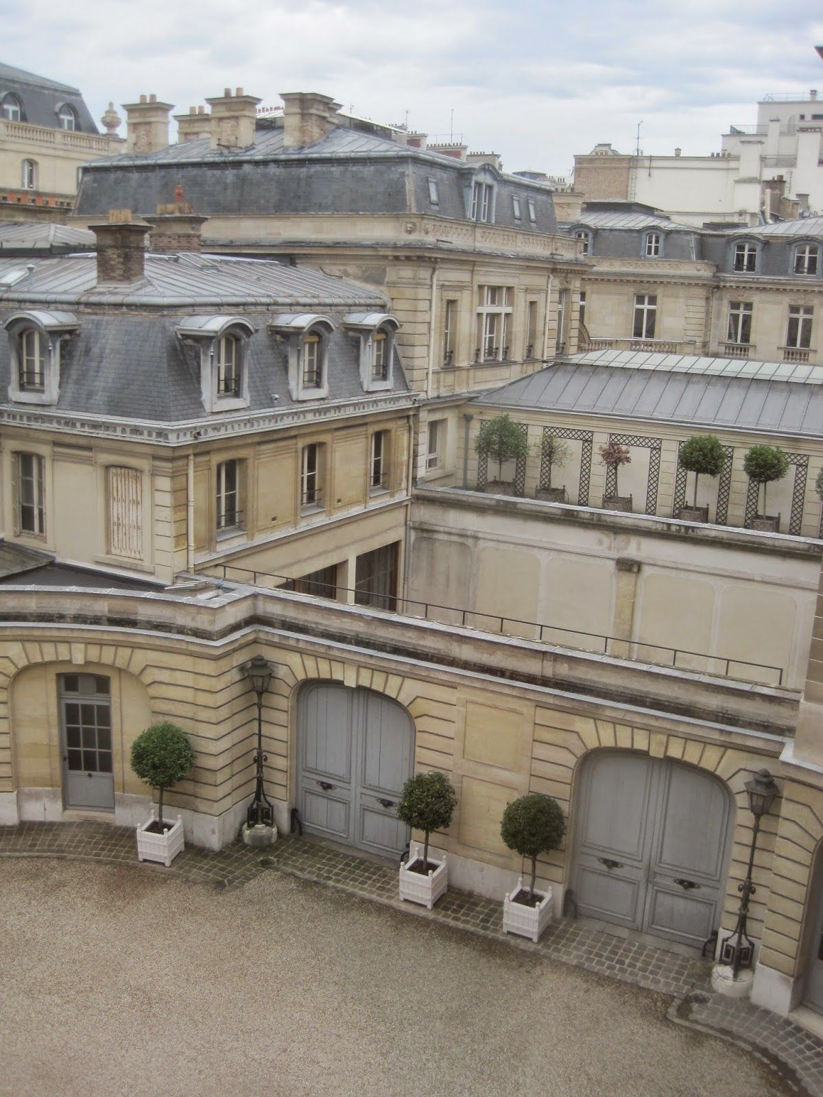 Famous French Architects architect design™: the most elegant house- musee nissim de camondo