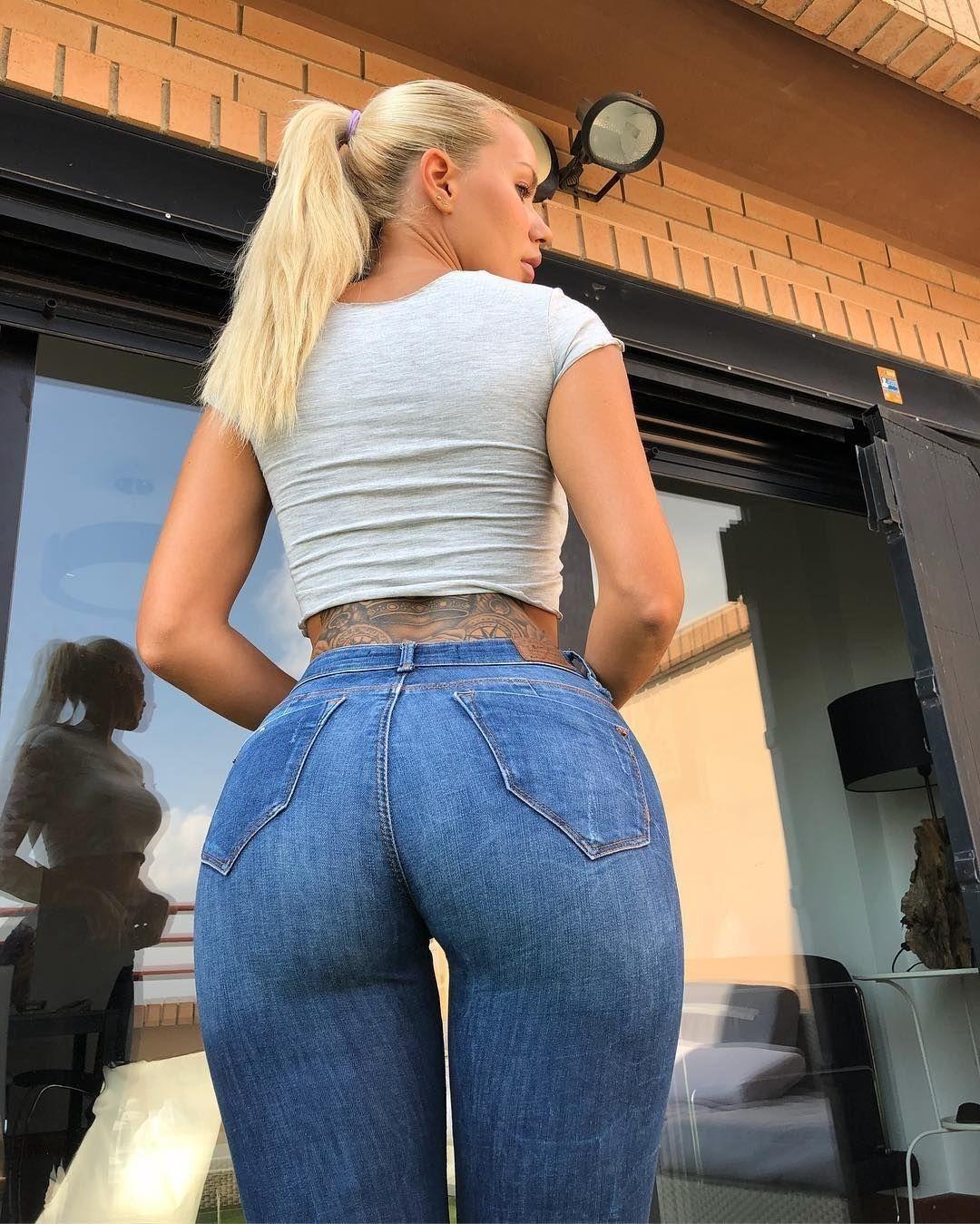 Tight jeans milf pics