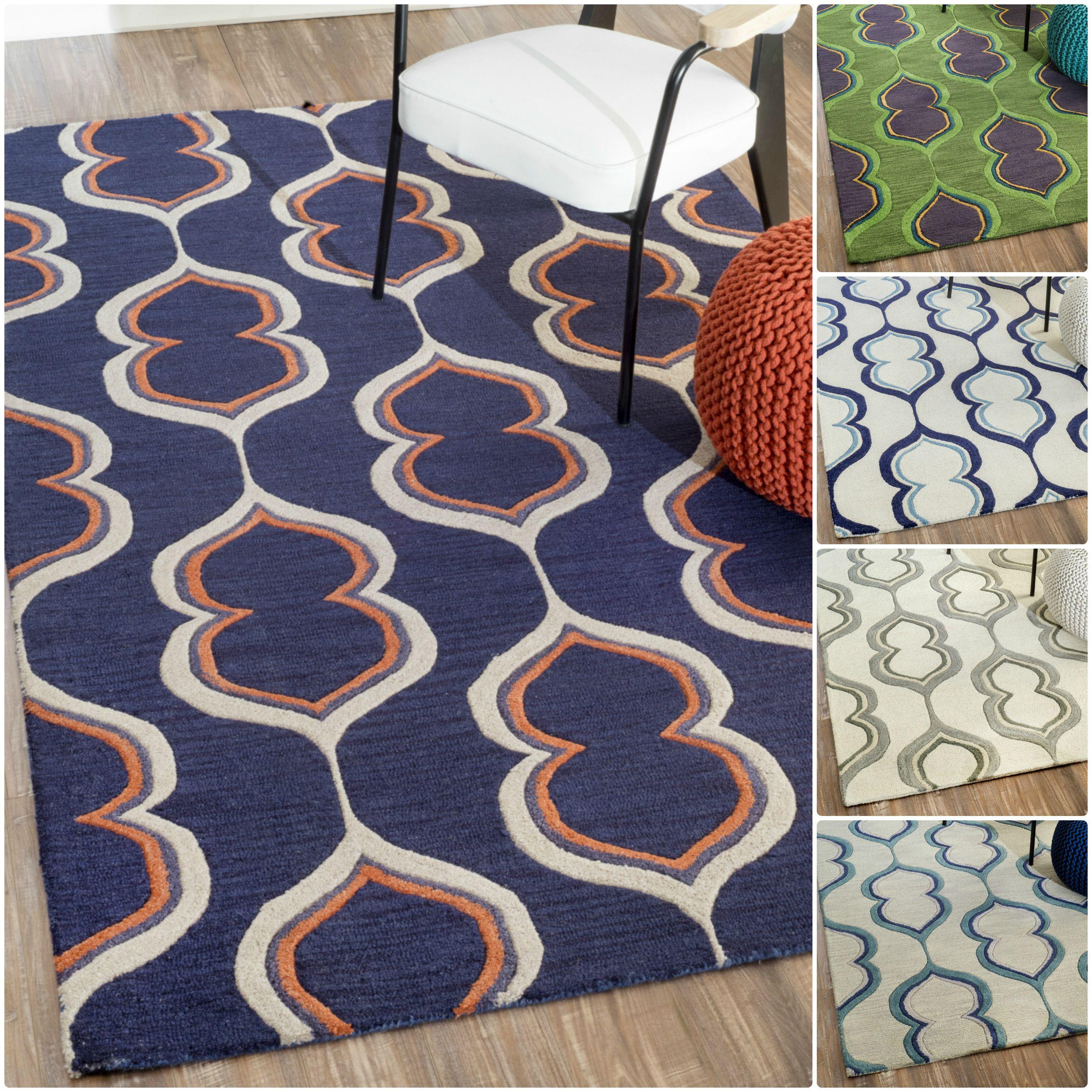 Bring Style And Elegance Into Your Room Setting With This Rug