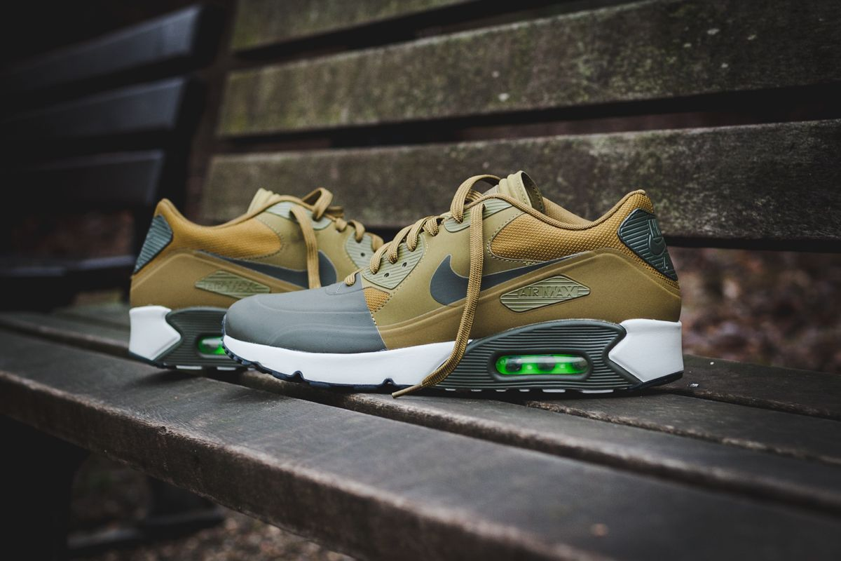 Nike Air Milicia Max 90 Ultra Se Milicia Air Verde Zapatillas Nike Air Max 4d4ada