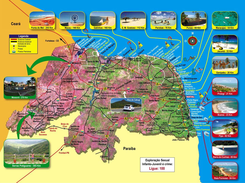 Rio Grande Do Norte Historia E Principais Pontos Turisticos