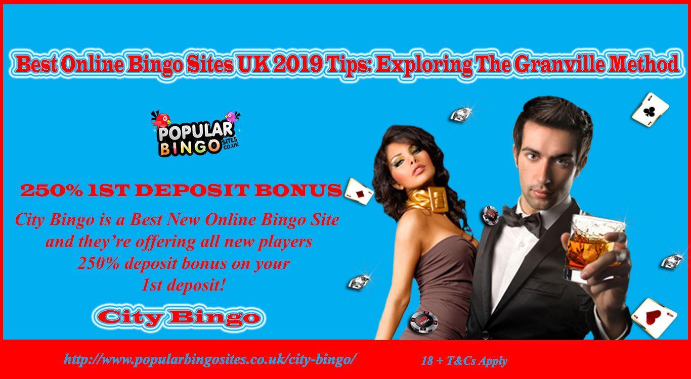 free bingo no deposit 2019 uk