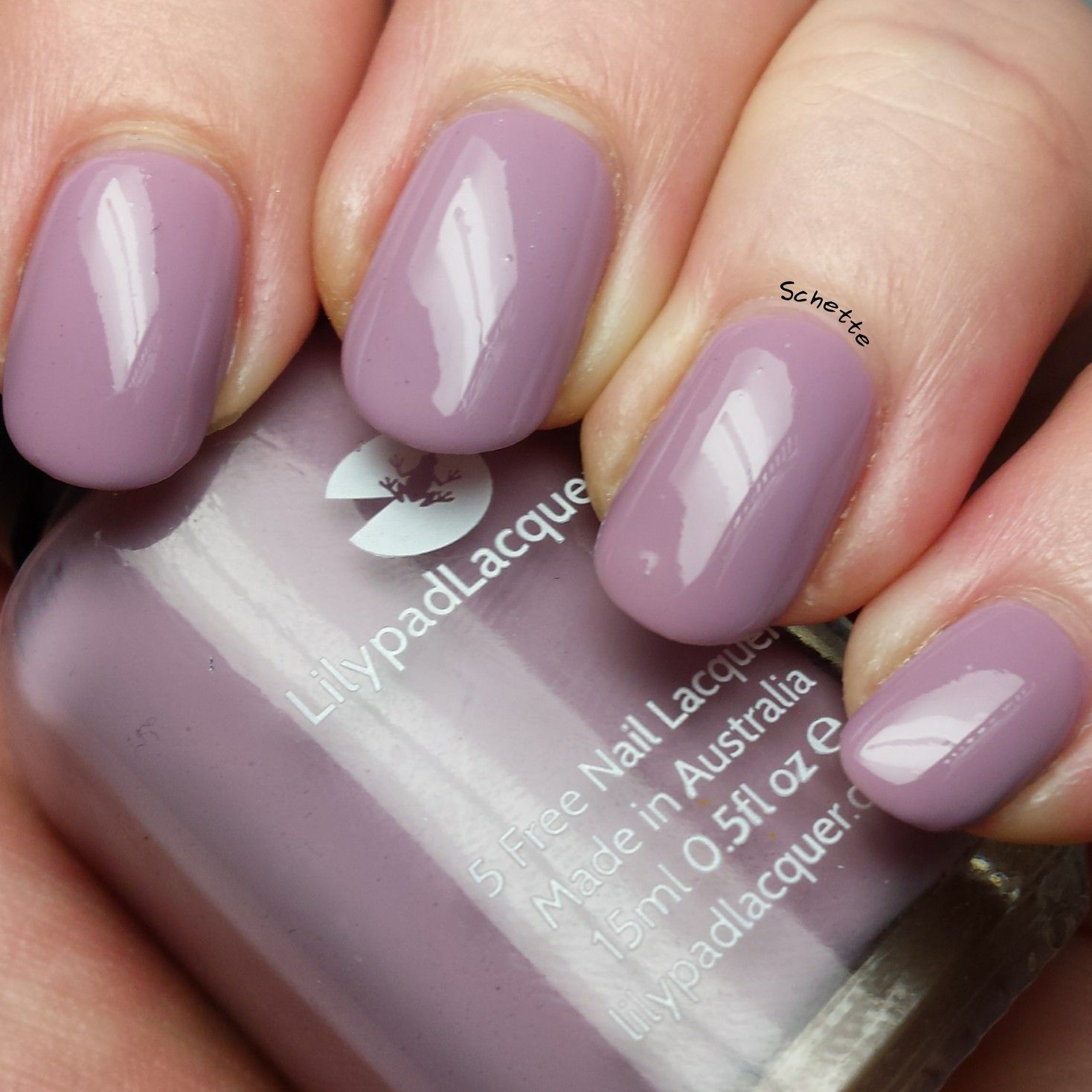 Lilypad Lacquer : The Nude and Neutral Collection Part 2  - Macaroon