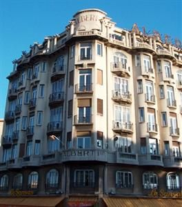 Located Centrally The Hotel Albert 1er Nice Allows For Easy