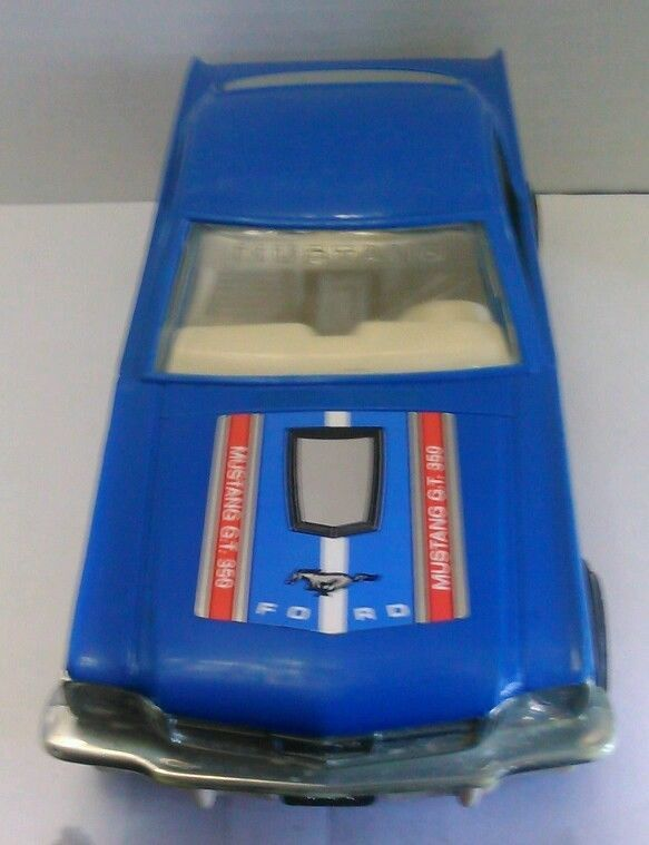 Vintage Tootsie toy car, 1965 Ford Mustang #TootsieToy #Ford