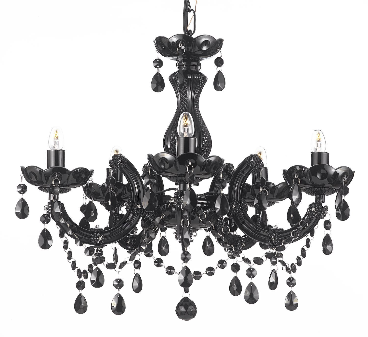 J10 blackmt5p gallery maria theresa jet black crystal chandelier j10 blackmt5p gallery maria theresa jet black crystal chandelier mozeypictures Image collections