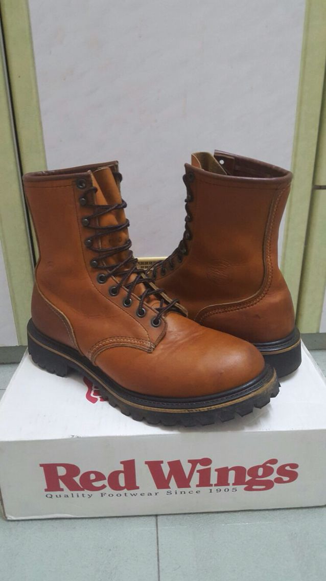 Red Wing 899 Irish Setter | Red Wing Shoes | Pinterest | Wings ...