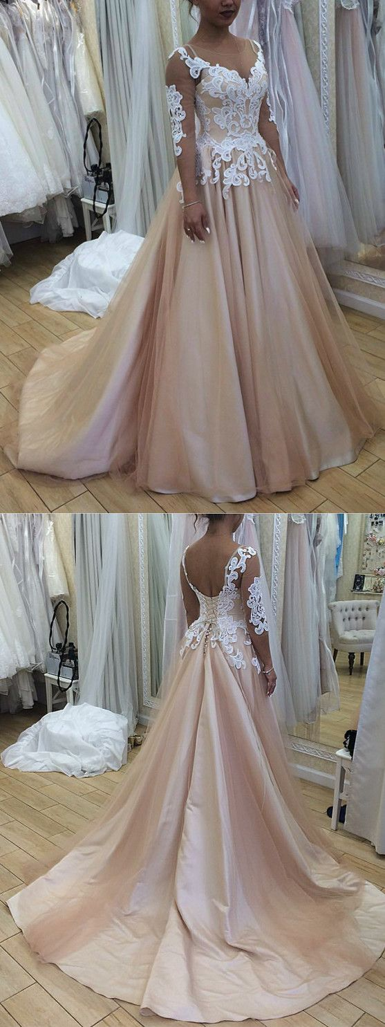 Chic prom dress simple modest simple beautiful cheap long prom dress