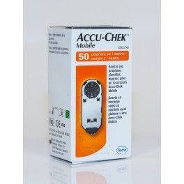 Accu Chek Mobile Testkassetten