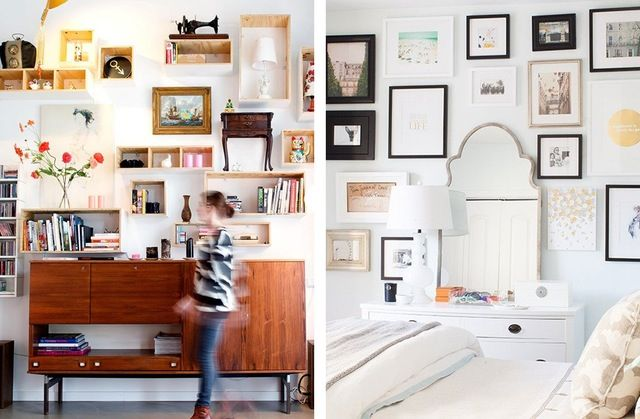 Would You Rather? Gallery Wall Edition | Apartment Therapy