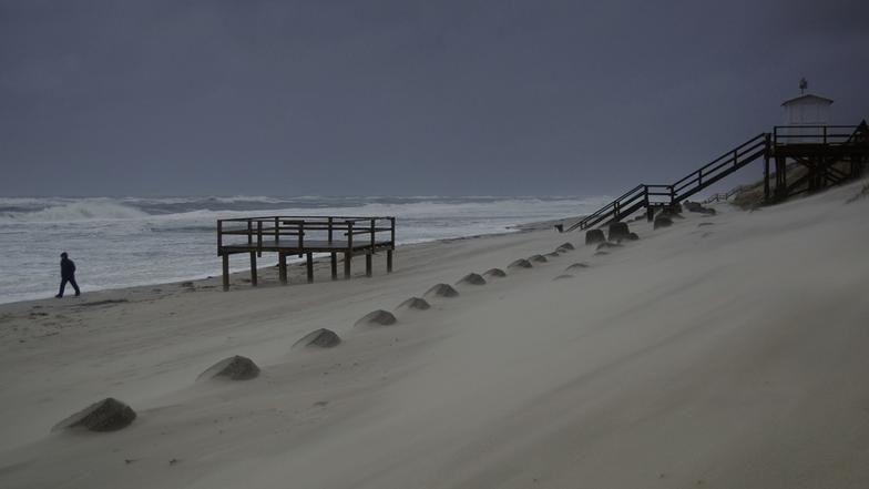 1. Advent an Sylts Westküste (Bild: privat/ Andreas Arndt)