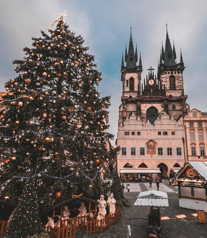 Full List Of Prague S Christmas Markets For 2020 In 2020 Prague Christmas Market Prague Christmas Christmas Market