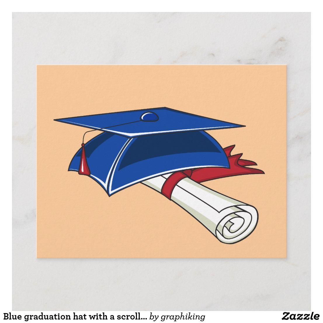 Pin On Popular Graduation Announcement Cards