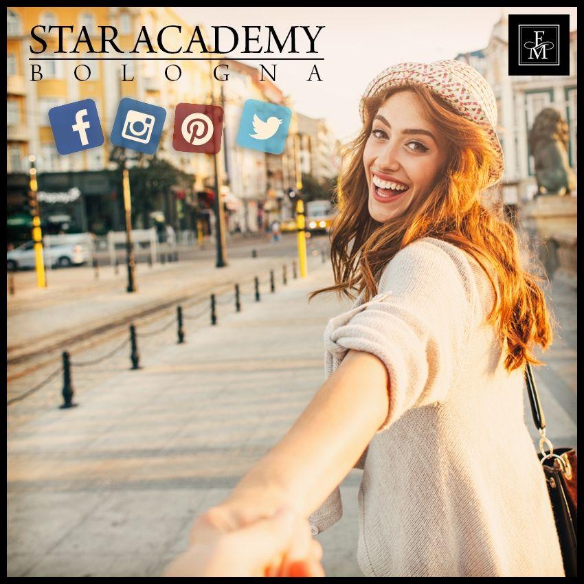 SEGUI LO STAR ACADEMY SUI NOSTRI PROFILI SOCIAL  13-14 maggio, Bologna - Savoia Regency Hotel