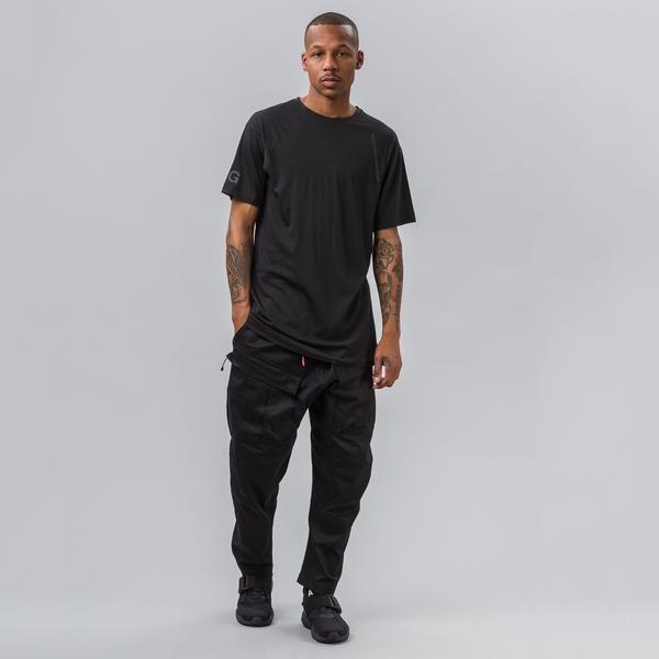 95fedd46c7b5 Nike NikeLab ACG Short-Sleeve Top in Black - Notre
