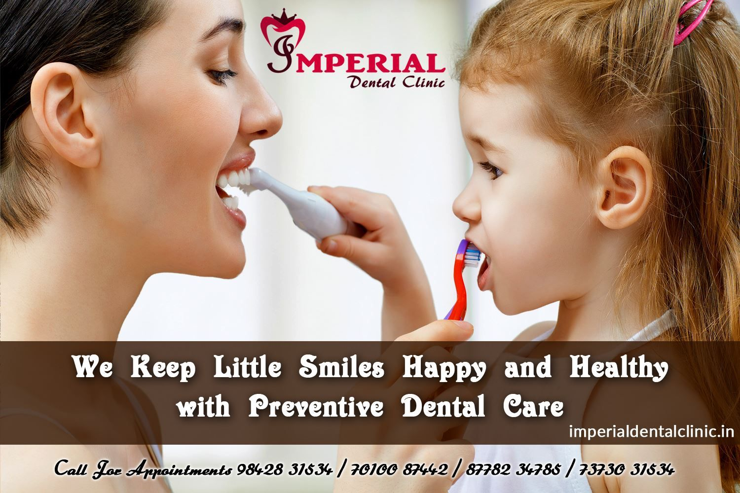 We Keep Little Smiles Happy and Healthy with Preventive