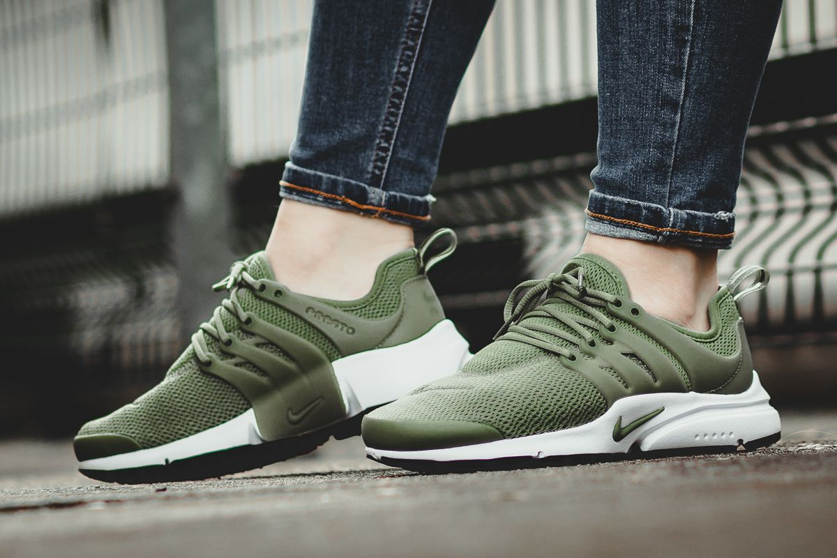 6ee88a9ab Nike Air Presto: Palm Green | fashion | Adidas sneakers, Nike air ...