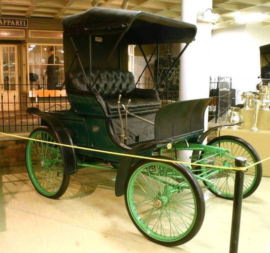 1899 Winton Phaeton - Crawford Auto Aviation Museum   Automobiles ...