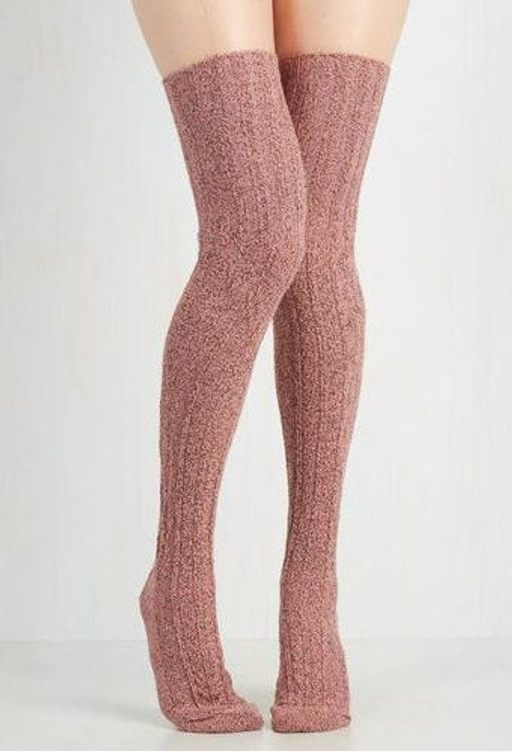 8d9c321d6f5 Thigh High Socks