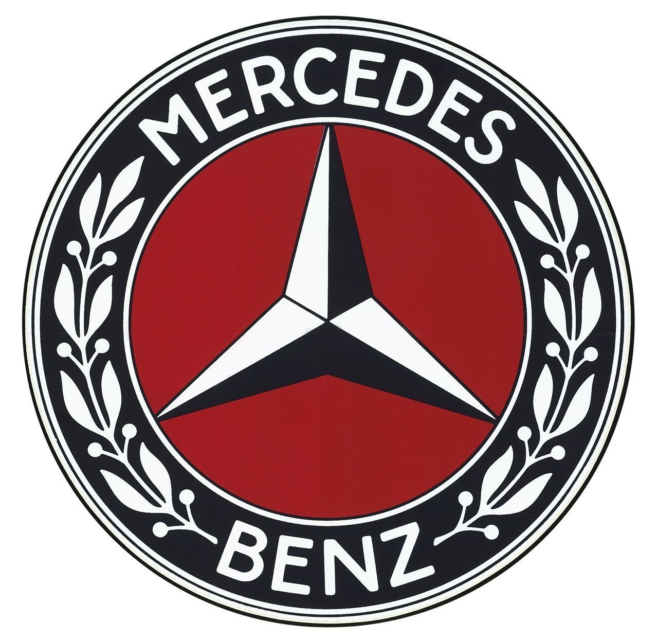 The Origins Of The Mercedes Benz 3 Pointed Star Logo Mercedes