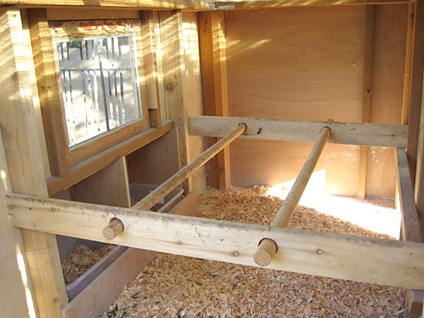 Walk In Chicken House chicken coop door pully systems | seattle garden coop chicken coop