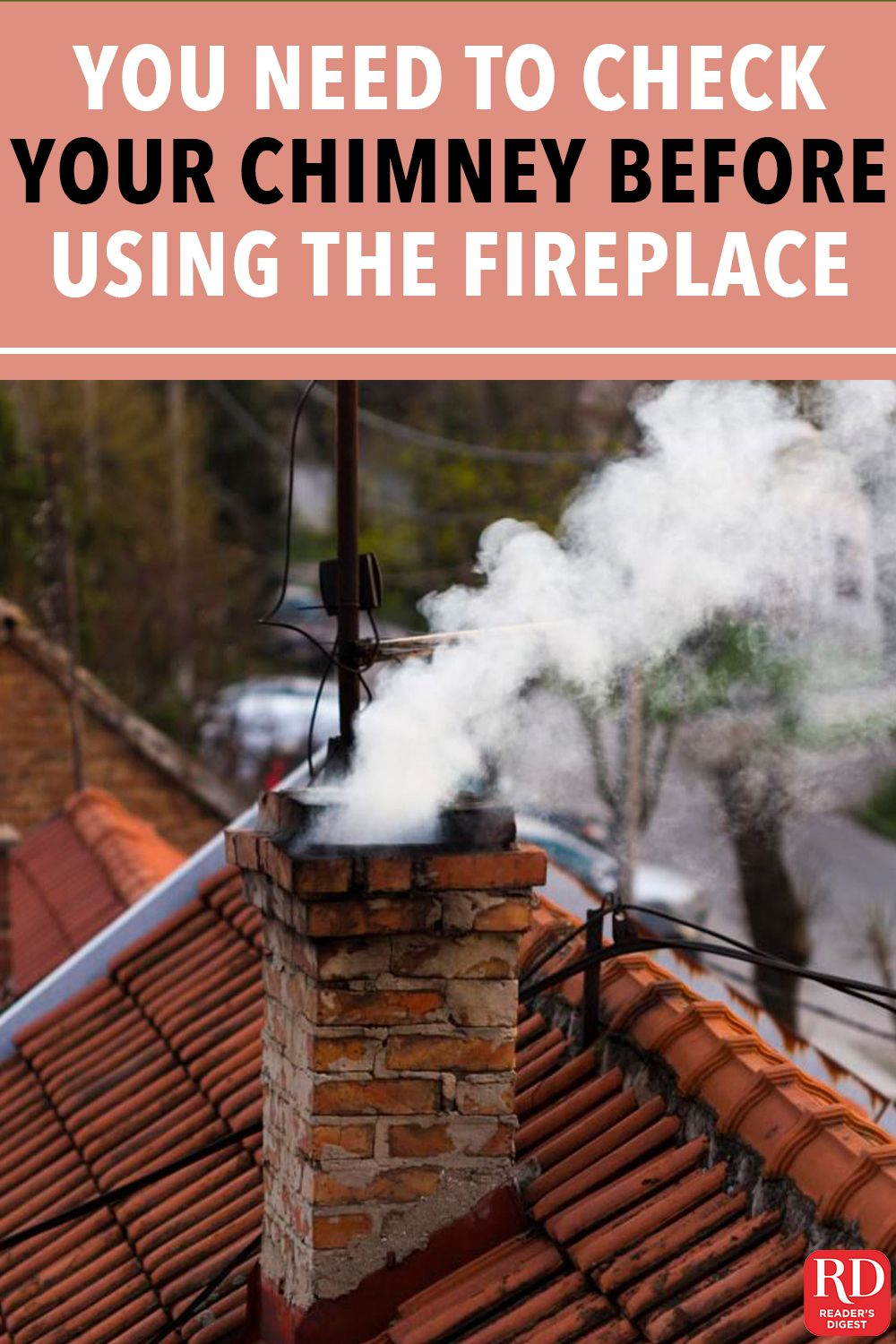 Why You Need To Check Your Chimney Before You Cozy Up To The Fireplace Chimney Cleaning Fireplace Cleaning