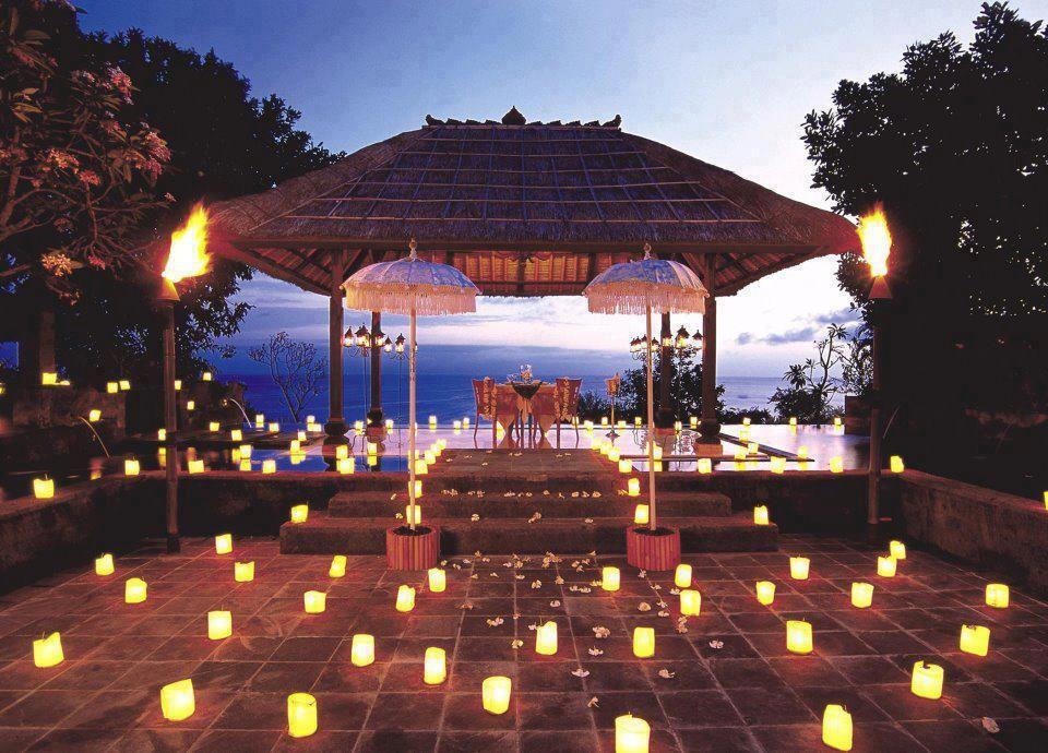 Candlelight Romantic Dinner Bali Indonesia Romantic Dinners Jimbaran Bali Candle Light Dinner