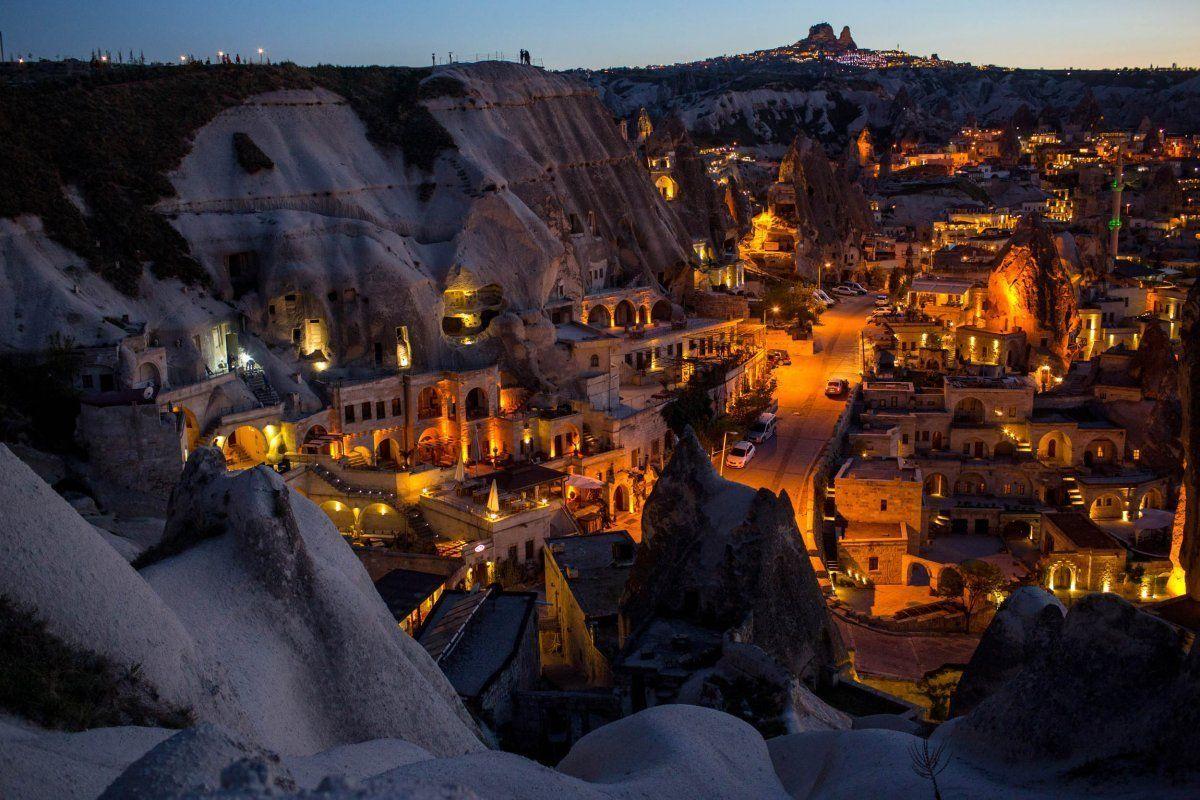 افضل الاماكن السياحية في تركيا Cappadocia Turkey Cappadocia Most Beautiful Cities