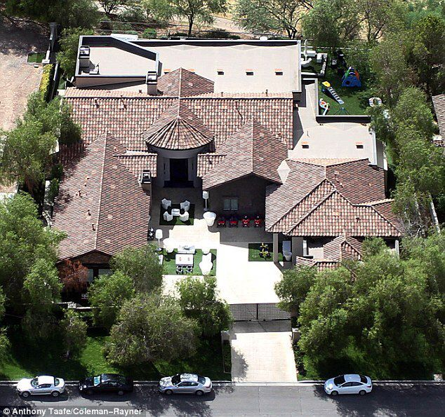 Maison Céline Dion Las Vegas Henderson Mansions For Pinterest Real Estate And Mansion