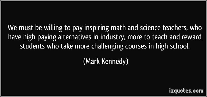 Inspirational Quotes For Science Teachers | Words of Wisdom