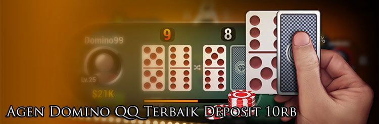 Agen domino qq terbaik deposit 10rb yaitu hanya di luxypoker99 karena kami selaku agen domino qq online terbaik tidak pernah membedakan pemain besar dan kecil.