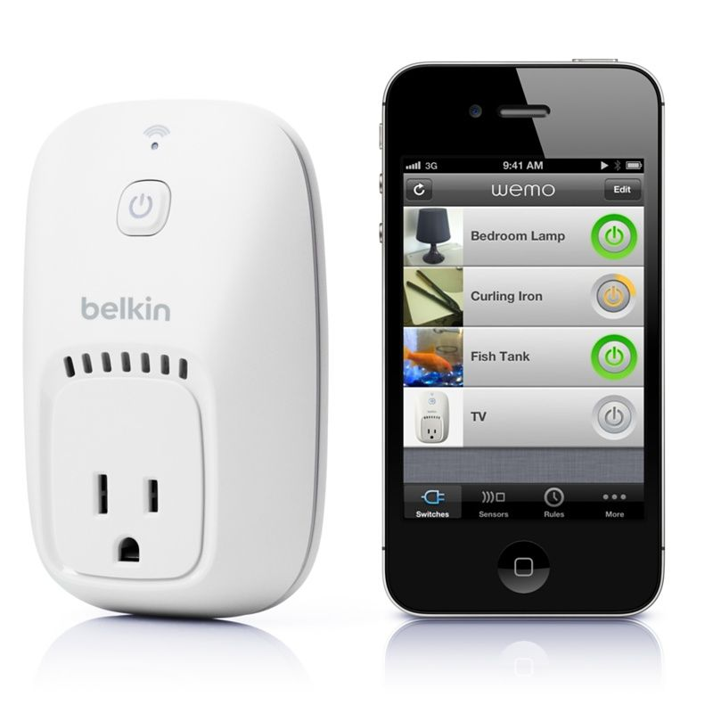 Belkin WeMo Switch Apple Store (U.S.) (With images