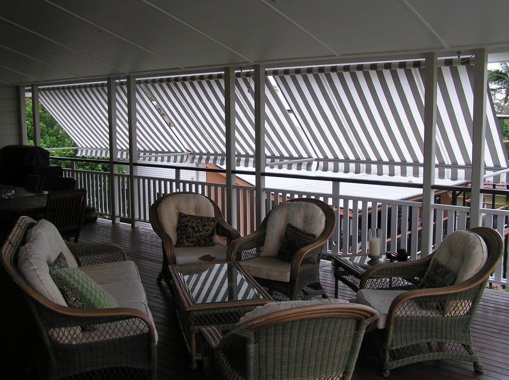 Black White Stripe Awning Queensland Google Search Exterior House Colors Outdoor Blinds Outdoor Awnings