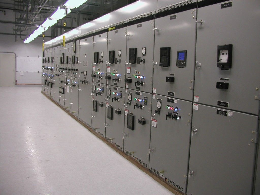 From 3KV to 36KV switchgear system; it is categorized like medium voltage  switchgear or MV