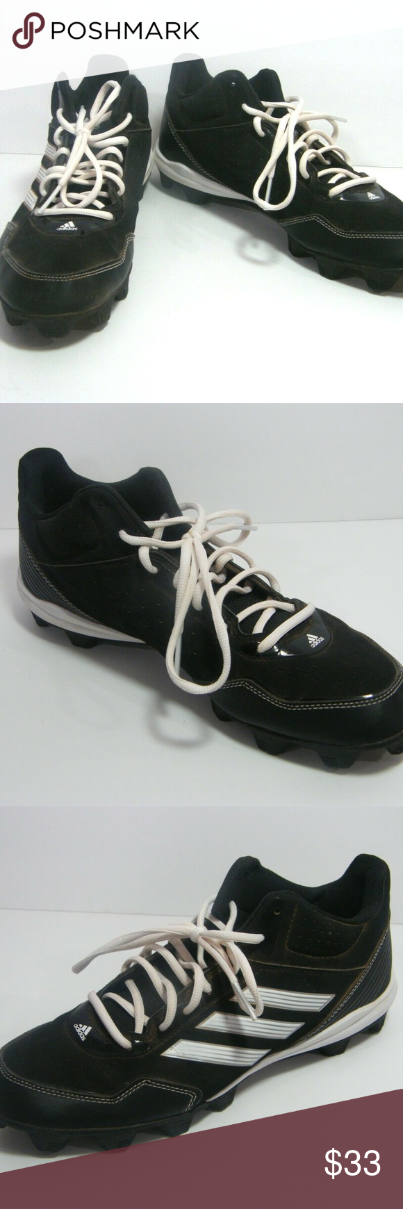 Adidas Wheelhouse Mid Baseball Cleat Shoe Mens 10 In 2020 Shoes Mens Cleats Shoes Baseball Cleats