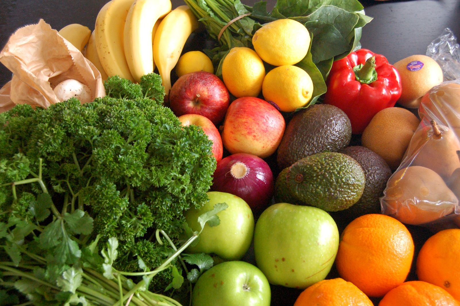 12 fruits and vegetables you should always buy organic