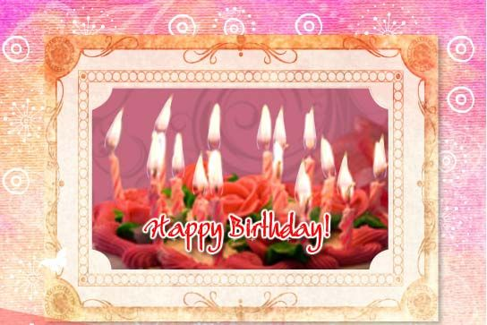 Birthday greeting from my sweet daughter announcements events doc greetings belated birthday card free cards best free home design idea inspiration bookmarktalkfo Choice Image