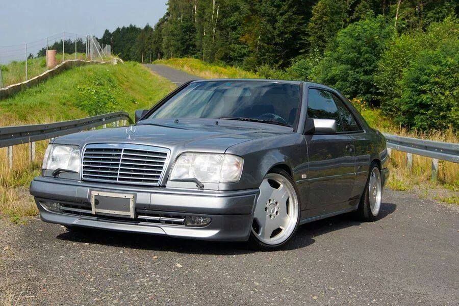 C124 Amg Kit With Images Mercedes Benz Mercedes Benz Amg