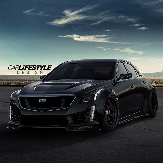 2016 CTS-V Widebody #Cadillac #CTS #CTSV #Enthusiast? So